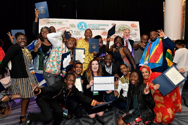 Copyright Mandela Washington Fellowship for Young African Leaders