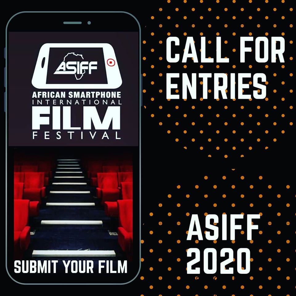 call for enteries- African smartphone international film festival