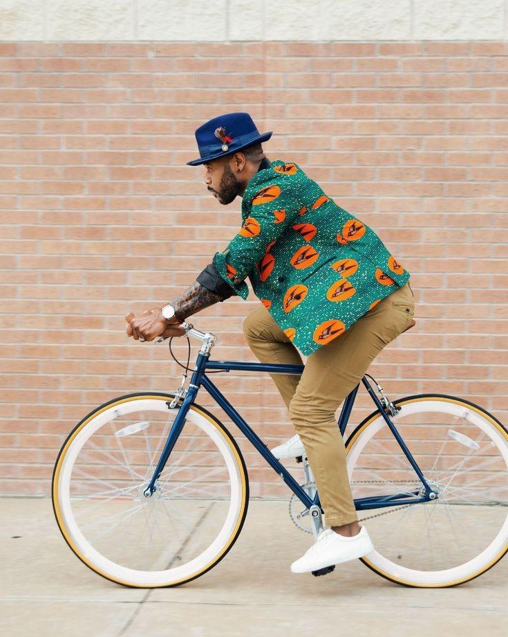 southern gents on bike