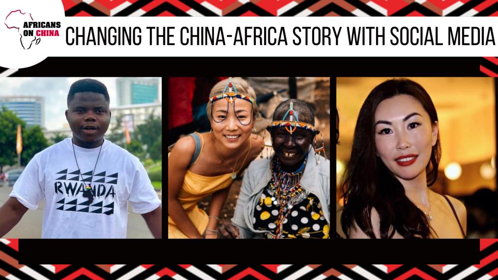 wode maya zhao huiling fjoy molly china africa story