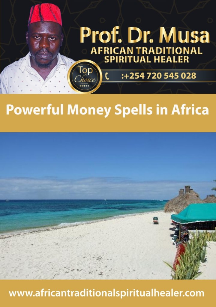 Powerful Money Spells in Africa