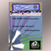 African Violet Society of America 2016 Albuquerque convention media