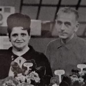 Anne and Frank Tinari
