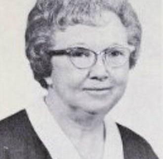 1967 1969 Mrs WF Neva Anderson