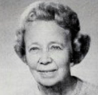 1974 1976 Edith V Peterson