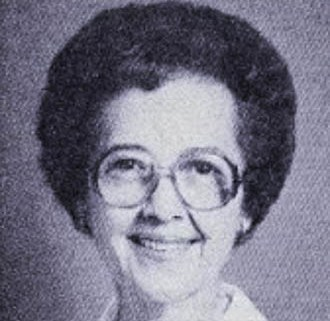 1987 1989 Mrs Frances Young