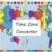 time zone converter 2 2