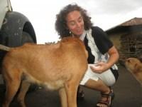astrid-met-hond