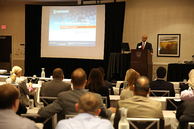 Highlights from the Mayo Clinic Postgraduate Course