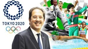 Message spécial du Président de l'ACNOA - Tokyo 2020