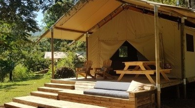 New glamping camp to open in Mpumalanga
