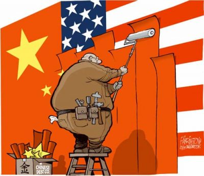 China is outwitting the USA