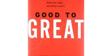 Good-to-Great 17 business books
