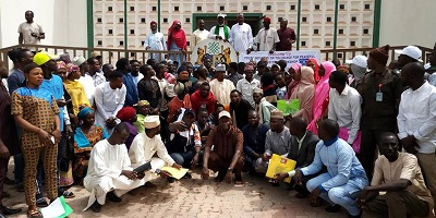 Nigeria: Inter-faith Mediation Centre Trains Youths As Peace -gate Against Election Violence