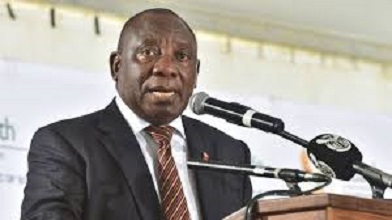 President Ramaphosa Of South Africa Delivers State Of The Nation Address