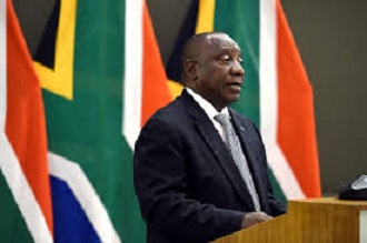 Let's Build Climate Resilient World — Ramaphosa Urges World Leaders