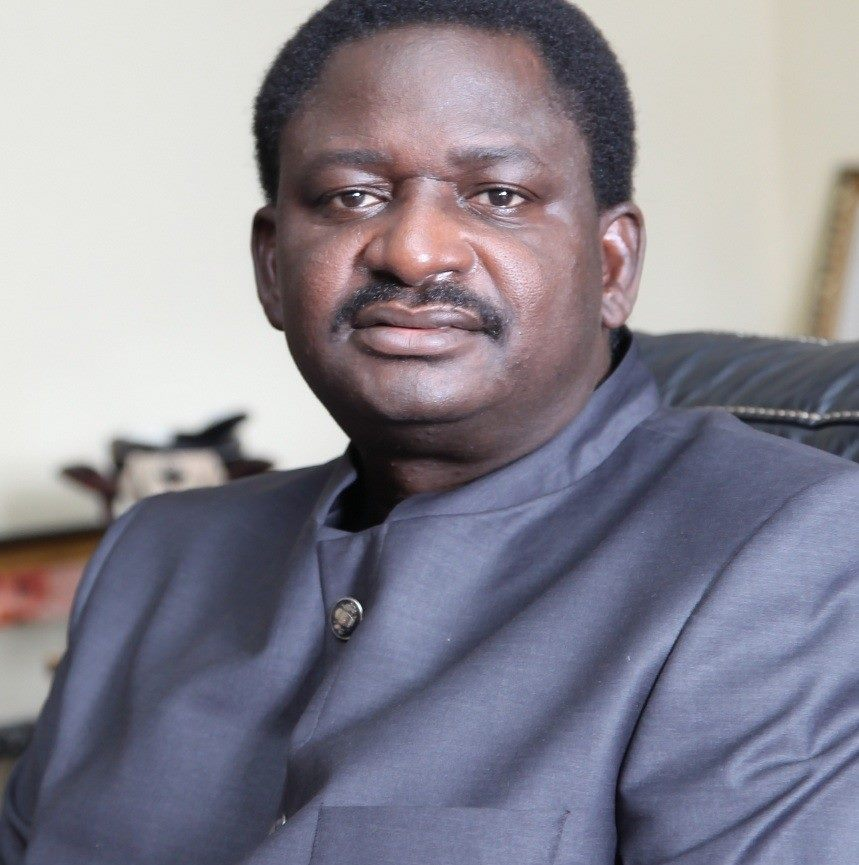 I Suddenly Remembered Why I Fell In Love With The President By Femi Adesina