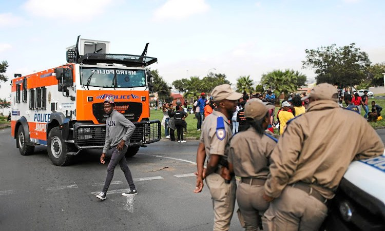 South Africa: Cabinet Condemns Violent Protests in Soweto