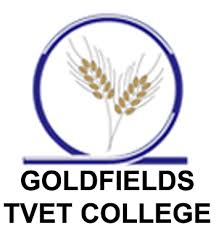 Goldfields TVET College Online Application Form