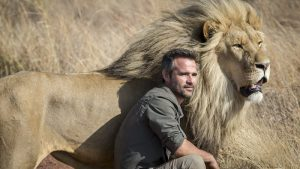 Lion Whisperer Volunteers to work with AfriCat