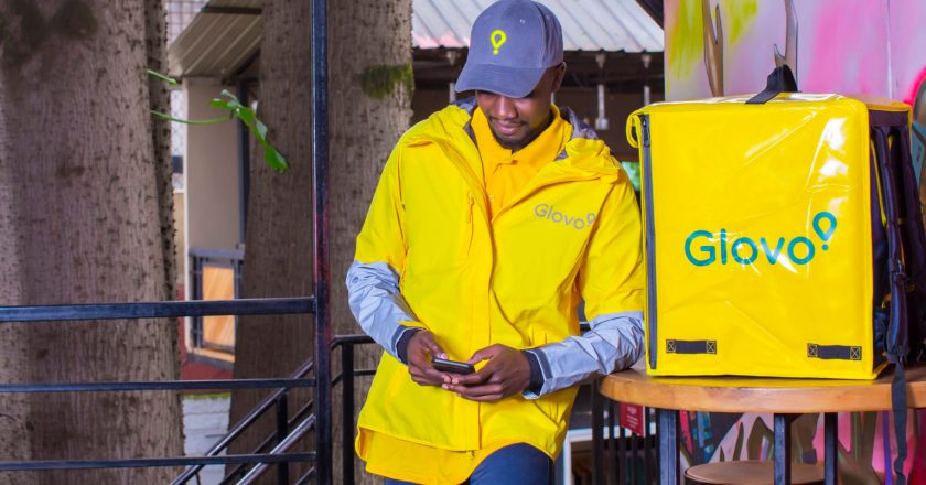 Glovo is officially in Nigeria, redefining tech-driven on-demand delivery!