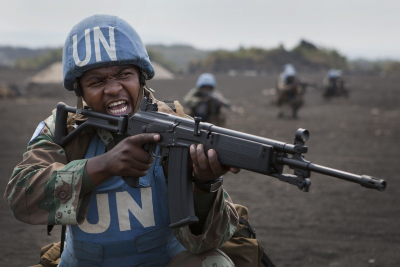 Military Aircraft With Un Soldiers On Board Crash Lands In Congo