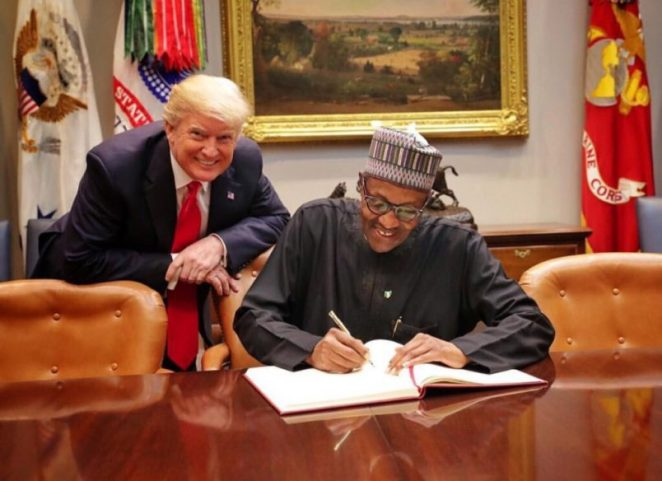 Trump's sanction against Nigeria: Nigerian authorities reapply to the United States