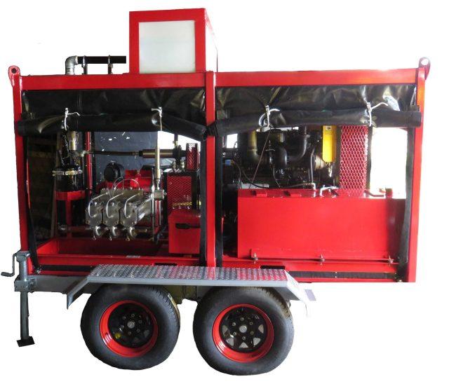 KP 150T J3 diesel Pumping System