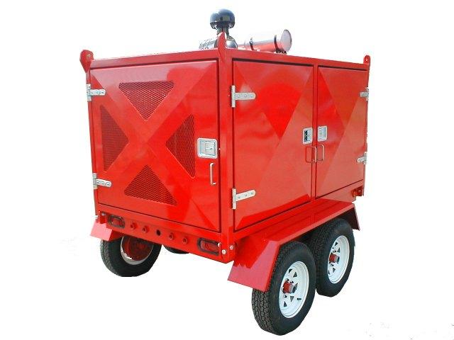 Diesel KP 50T J3 Pumping System