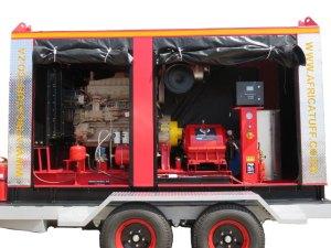 Diesel KP 350T J3 Pumping System