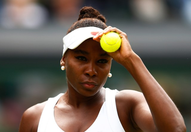 Australian Open: Venus Williams first semi final in 14 years