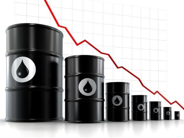 2017 budget 'threatened' as oil prices settle at $48.04