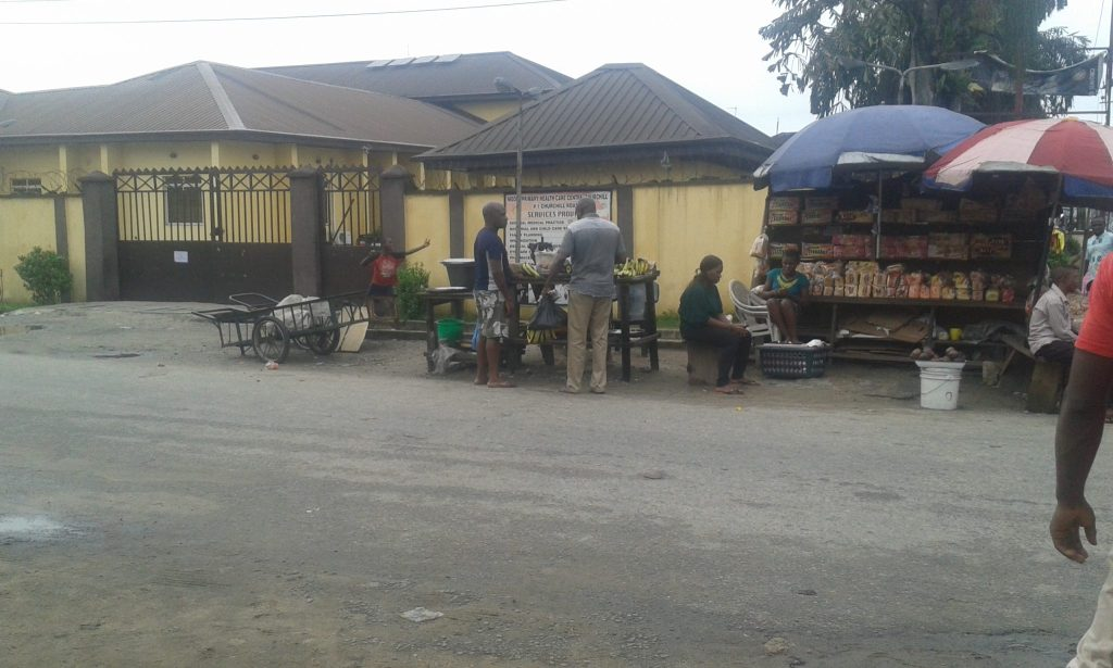 Ghost steals baby at health centre in Rivers State