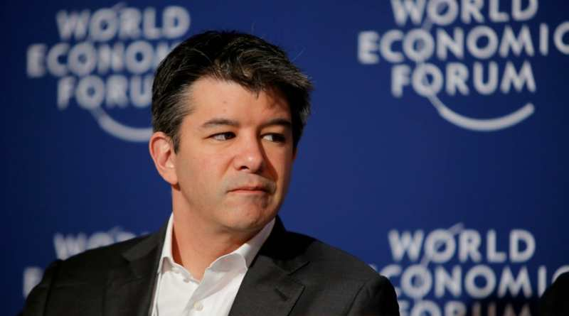 Travis Kalanick Resigns as Uber CEO