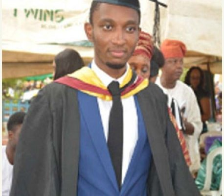 Nigerian student breaks academic record in Poland, graduates with 5.0 CGPA