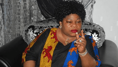 Jonathan's Campaign Organization's deputy Chairman ngozi olejeme declared wanted by EFCC