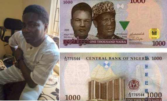 Man chains 13-year-old son for allegedly stealing N2,000