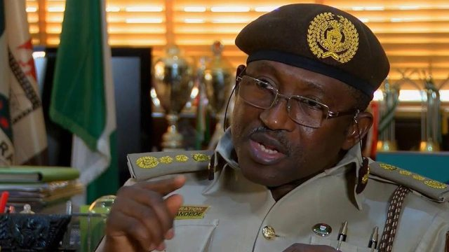 Immigration apprehened officers,others for job racketeering