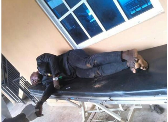 Army, Police officers shoot at IPOB Members  (PHOTOS)