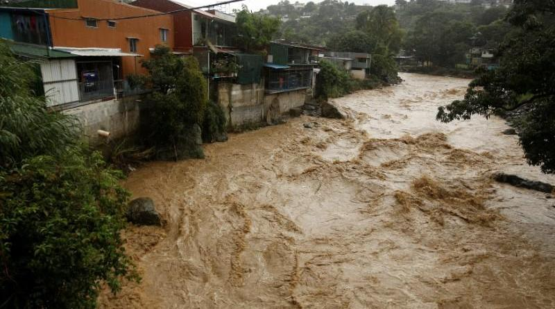 20 people killed as tropical storm hit Central America