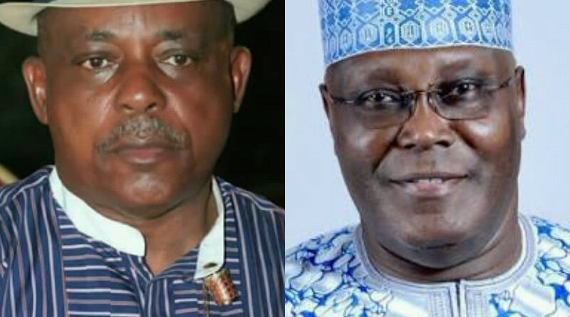 Atiku states facts about alleged rift with Secondus