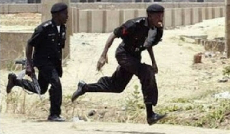 Officer accidentally kills colleague during gun duel with cultists