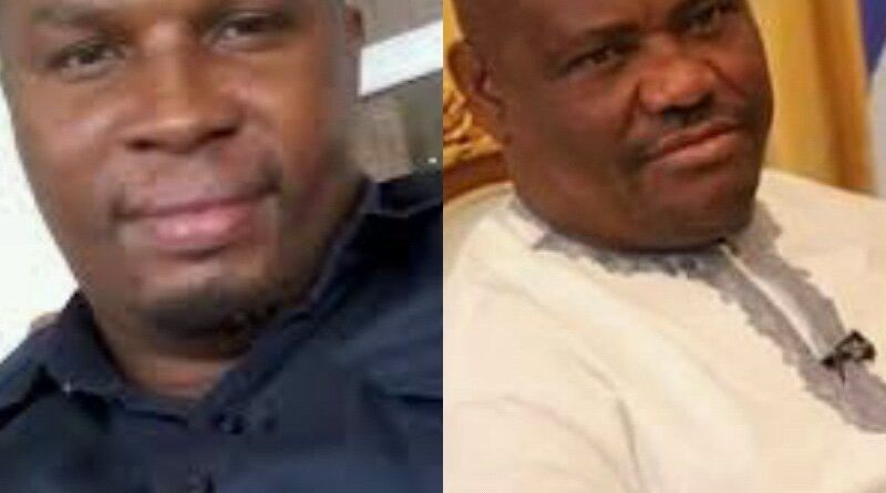 Wike's government is a scam, Rivers budget akin to the mysterious Bermuda Triangle -livingstone Wechie