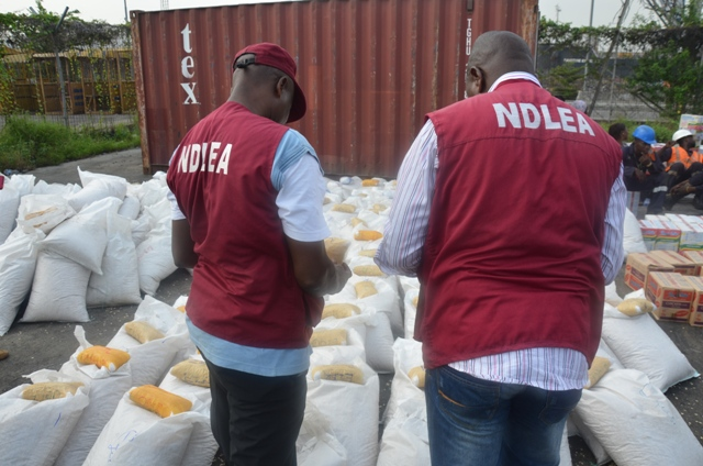 NDLEA arrest woman with 865g of heroin at Abuja airport