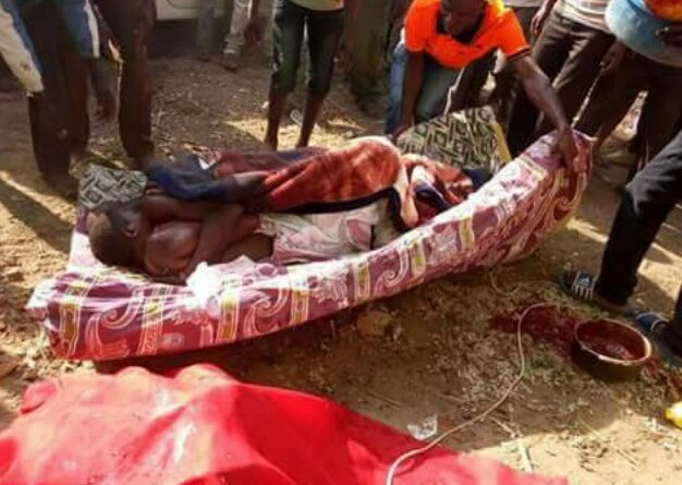 Cheating husband gets stuck inside lover after wife's curse (Pictures)