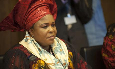 Patience Jonathan allegedly controls Niger Delta Avengers - Presidency