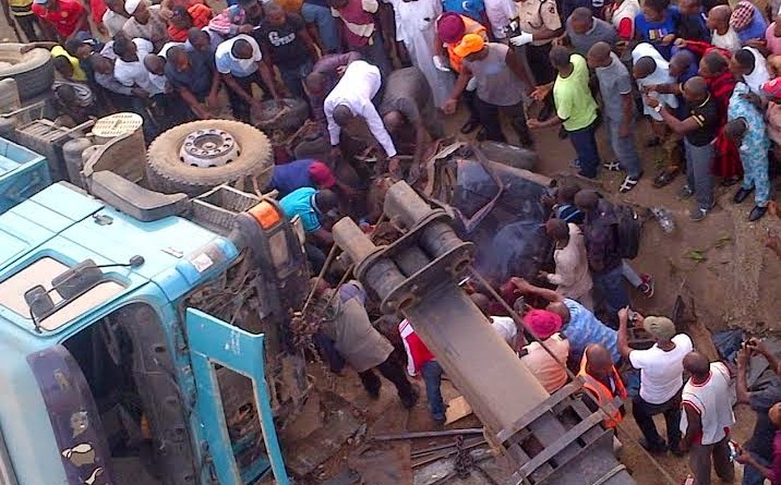 Passengers die in Ghastly accident in Abuja