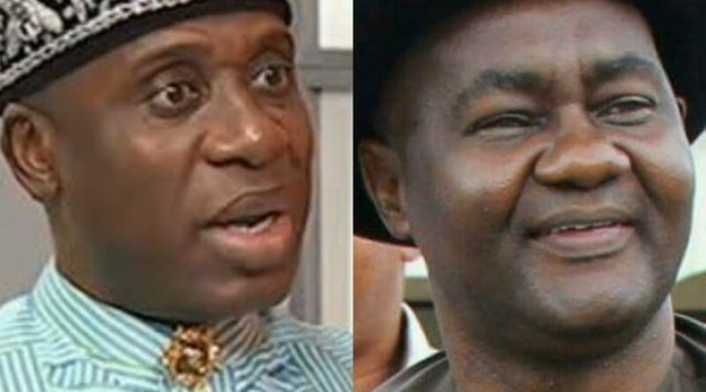 """If Abe wants Amaechi to support him, he will go secretly to lobby""- Ikanya"