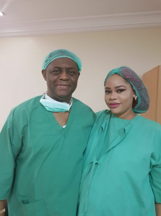 Femi Fani-Kayode's wife gives birth to triplet