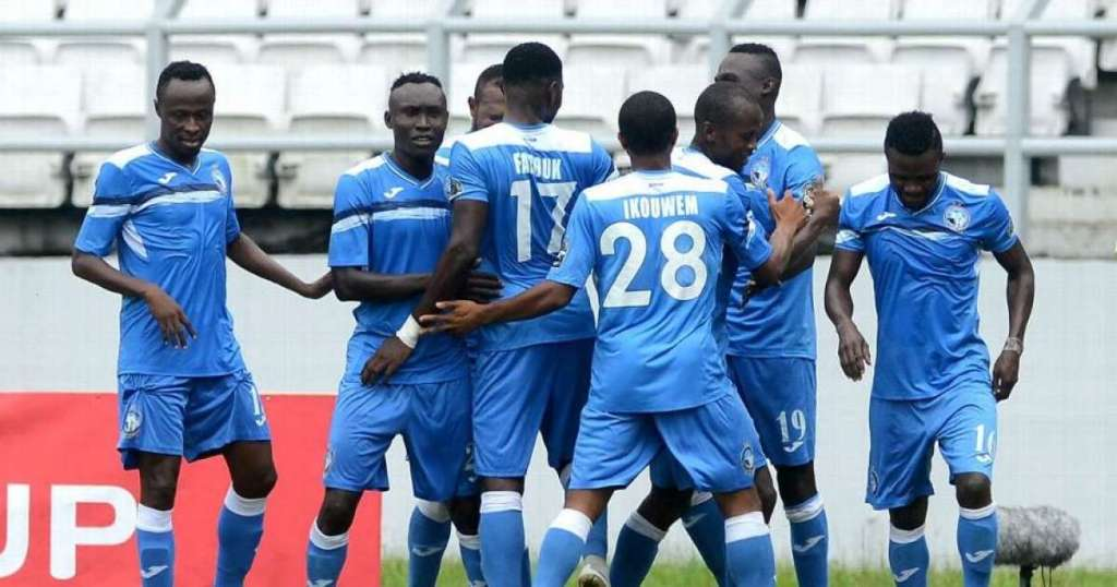 Enyimba Fc Through To Quarter Finals